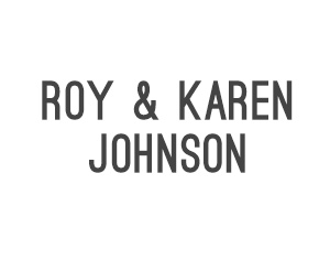 Roy & Karen Johnson