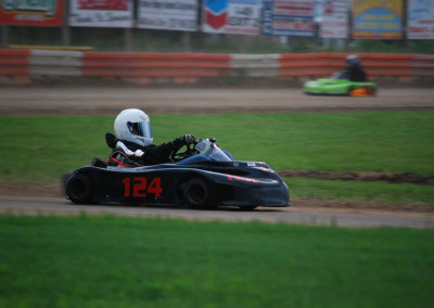 Dirt Oval Karting